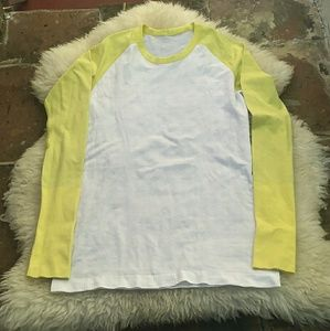 Lululemon swiftly long sleeves size 10